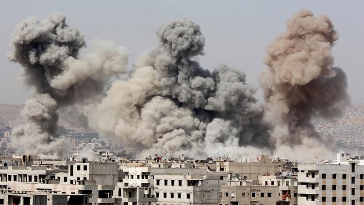 العقدة السورية