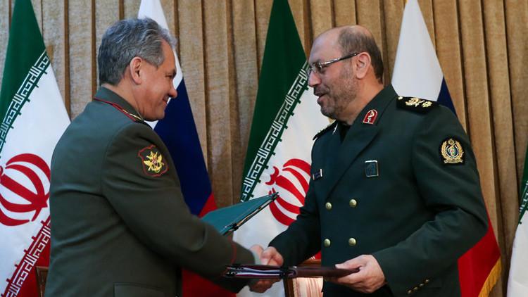 شويغو: روسيا وإيران تواجهان تحديات وتهديدات مشتركة لا يمكن لهما التصدي لها سوى يدا بيد