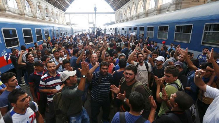 استطلاع: تزايد عدد الألمان الساخطين على توافد اللاجئين