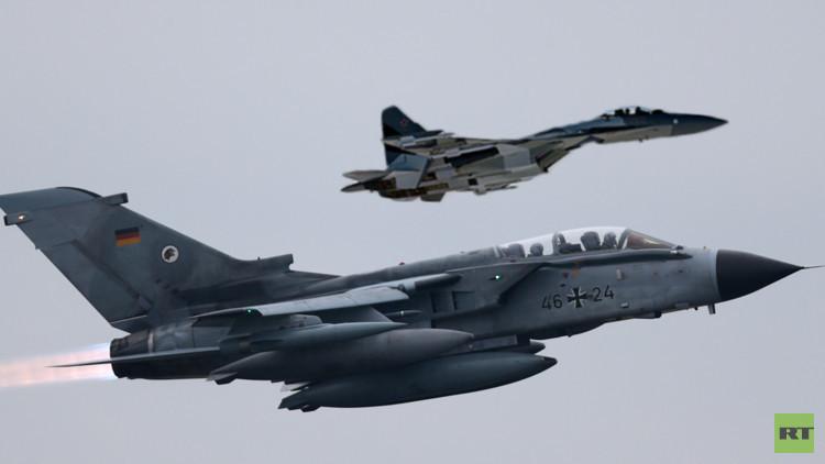 جنرال ألماني : المقاتلات الروسية ترصد طائرات الاستطلاع الألمانية في سماء سوريا
