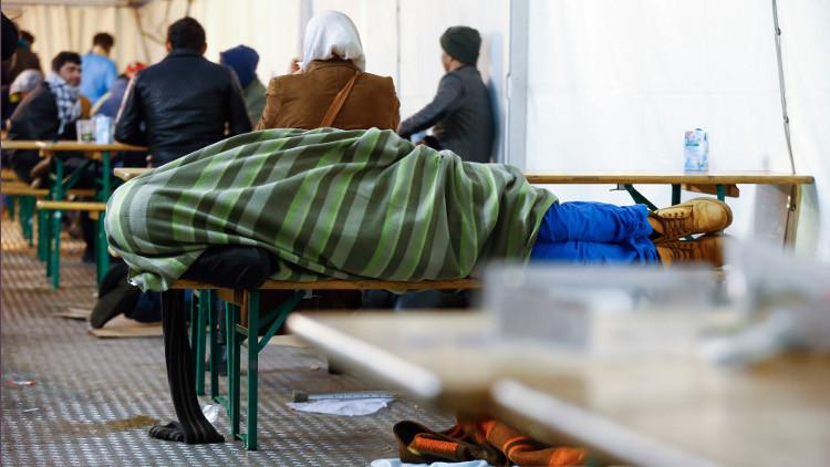 ألمانيا تتوقع قدوم نصف مليون لاجئ عام 2016