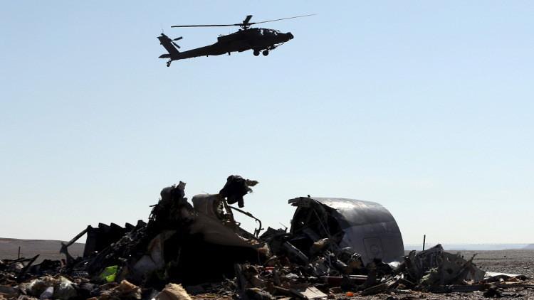 موسكو لا ترى أي بصمة تركية في إسقاط طائرة السياح فوق سيناء