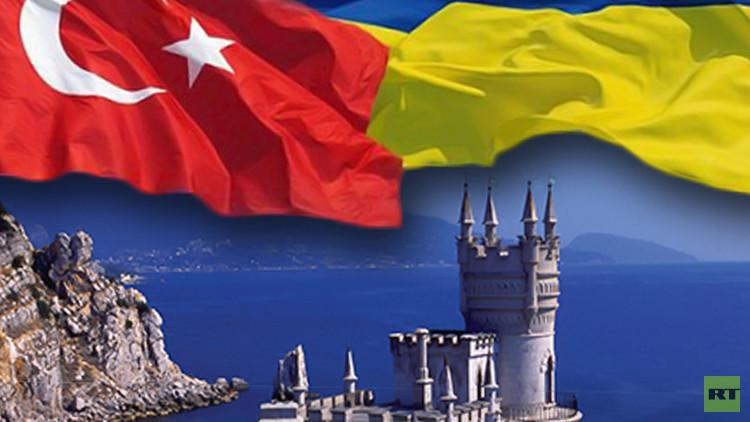 تركيا تحرق الجسور مع روسيا وتلعب بالنار في شبه جزيرة القرم