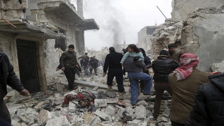 الأمم المتحدة: استهداف مشفى في سوريا قد يصنف كجريمة حرب