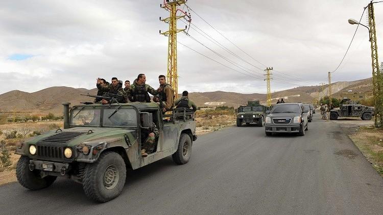 لبنان يغلق المعابر غير الشرعية مع سوريا
