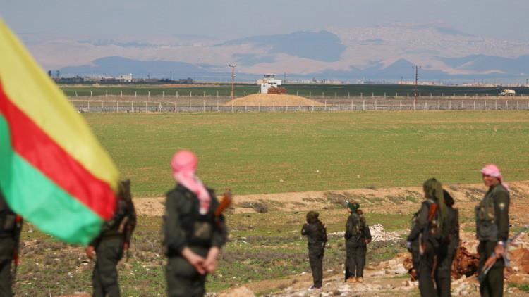 أكراد سوريا يأملون في أن تضغط روسيا على تركيا لوقف قصف مناطقهم
