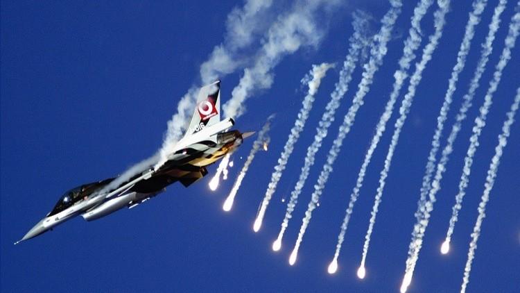 مقاتلات هولندية تقصف لأول مرة عددا من الأهداف في سوريا