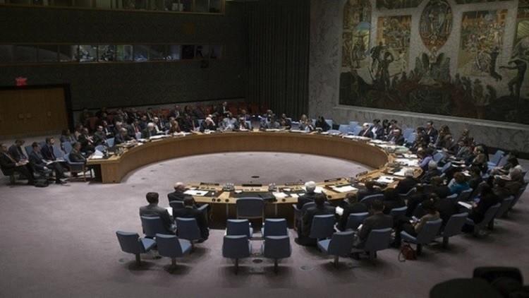 مجلس الأمن: نطالب تركيا باحترام القانون الدولي