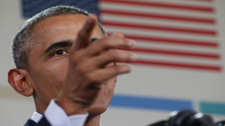 أوباما مهاجما ترامب: الشعب الأمريكي عاقل وسيختار متعقلا