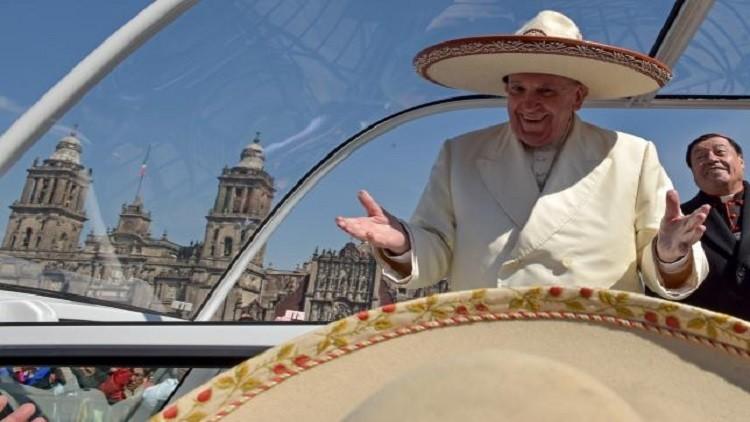 البابا مخاطبا شباب المكسيك: المسيح لا يريدكم أن تكونوا قتلة
