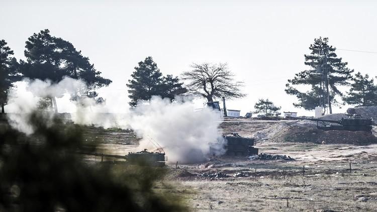 ضابط أمريكي: واشنطن يجب أن تكون حازمة مع أنقرة بعد قصف الأكراد
