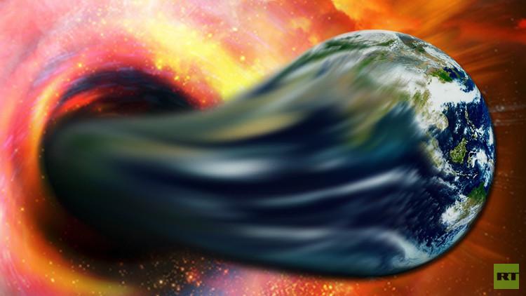 ماذا ينتظر الكرة الأرضية إذا ابتلعها ثقب أسود ضخم؟