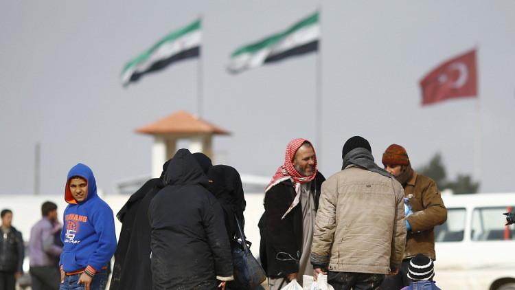 أنقرة: نسعى إلى إقامة منطقة آمنة بعمق 10 كيلومترات شمالي سوريا