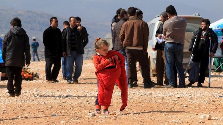 الأمم المتحدة: 50 ألف سوري بلا مأوى جنوب سوريا