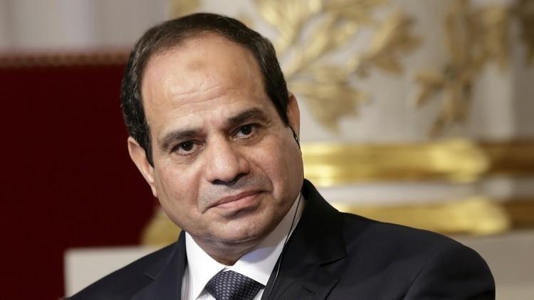 السيسي: لن نتدخل في الشأن السوري ونعمل لحل الأزمة سياسيا