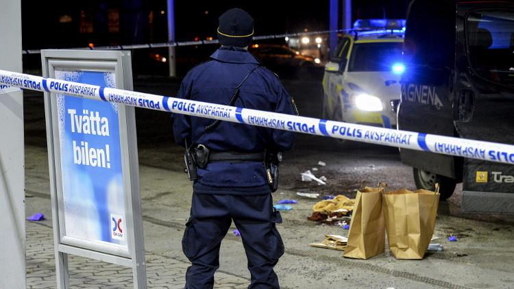 تفجير داخل مبنى يضم مركزا ثقافيا تركيا في السويد (فيديو)
