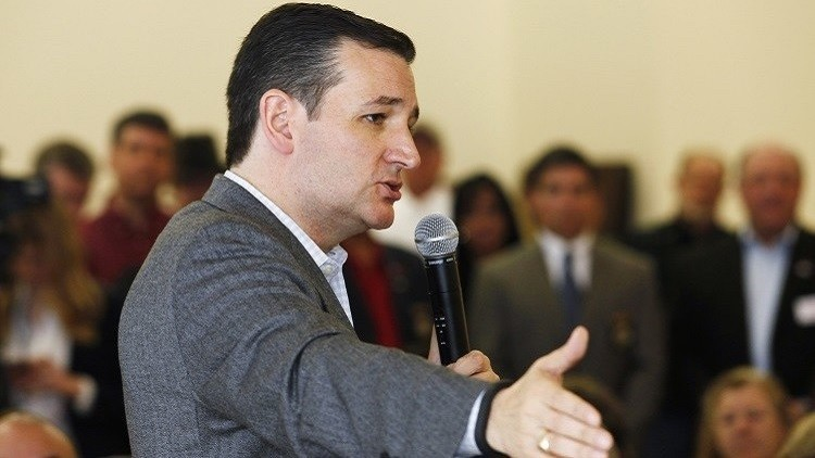 تيد كروز: أجدى لواشنطن التركيز على محاربة