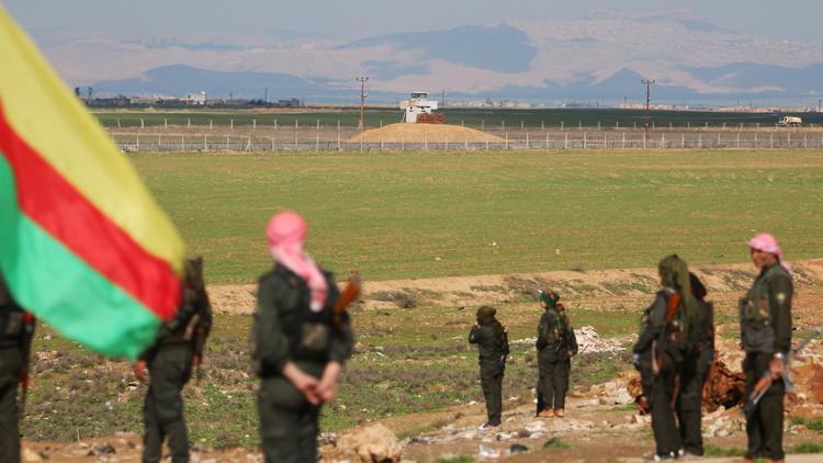 الجيش التركي يقصف مجددا مواقع كردية في سوريا