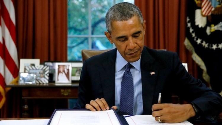 أوباما يوقع تشريعا بتوسيع العقوبات على كوريا الشمالية