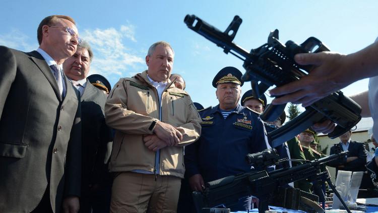 روغوزين: أوباما أخطأ في تقدير قوة الجيش الروسي