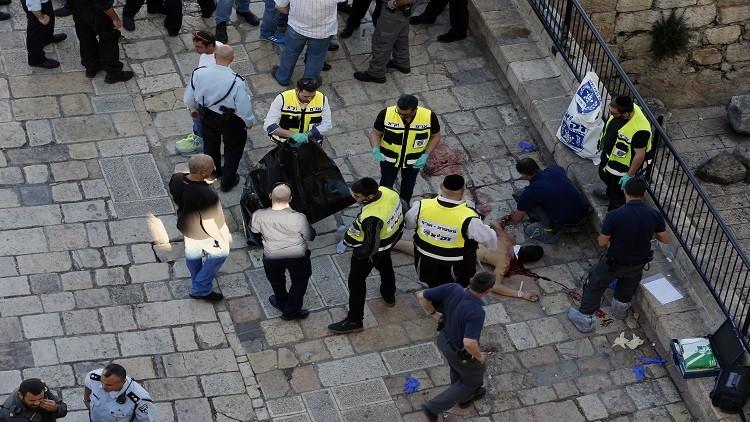 مقتل فلسطيني بذريعة طعن إسرائيليين في القدس