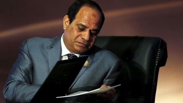 السيسي يوجه بعرض تشريعات على البرلمان خلال 15 يوما لضبط أداء الأمن المصري
