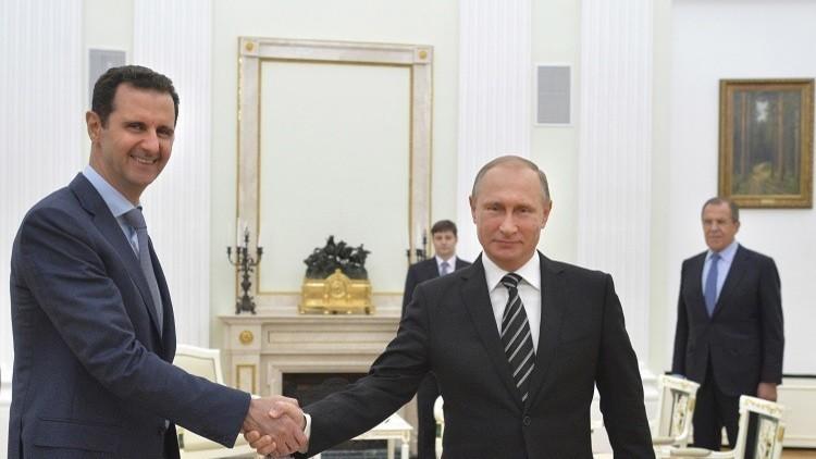 رسالة موسكو إلى الأسد