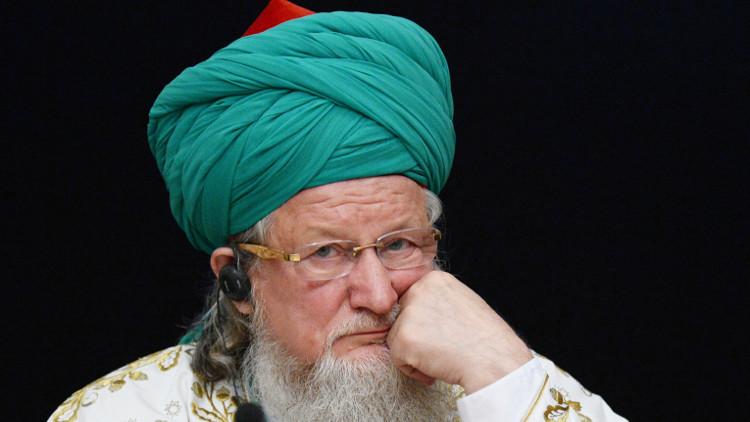 تعثر جهود توحيد مسلمي روسيا.. وبقاء المفتي الأكبر في منصبه
