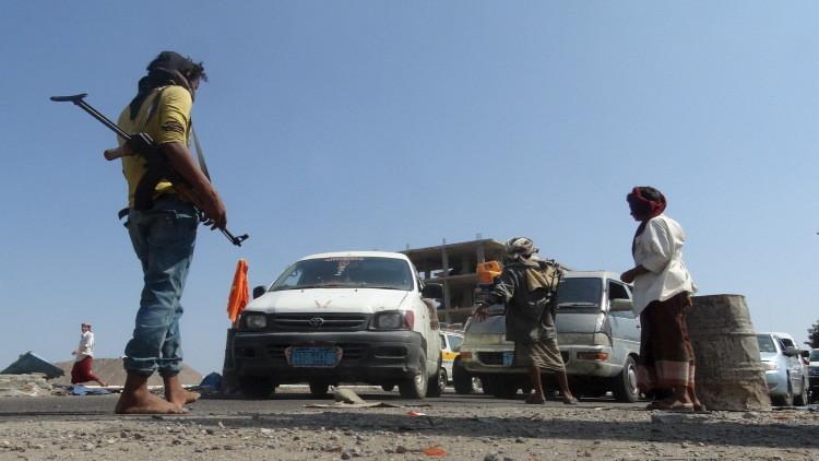 اغتيال القيادي في المقاومة الشعبية اليمنية مازن العقربي في عدن