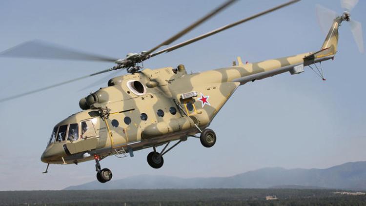 إنتاج مروحية روسية يمكن استخدامها مقر قيادة جوية