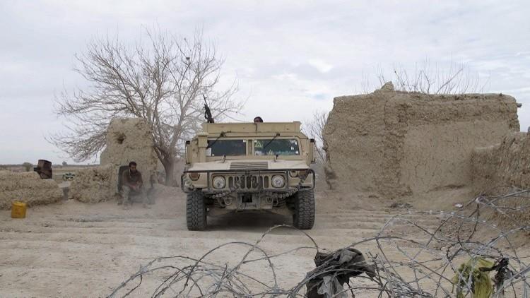 القوات الأفغانية تنسحب من منطقة استراتيجية في هلمند