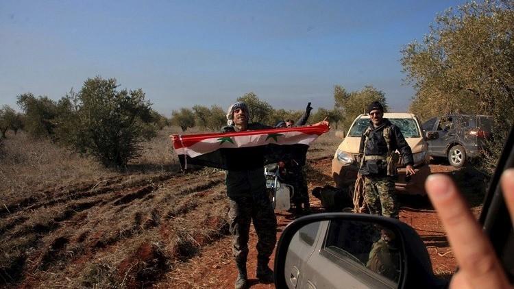 الجيش السوري يسيطر على المحطة الحرارية بريف حلب الشرقي