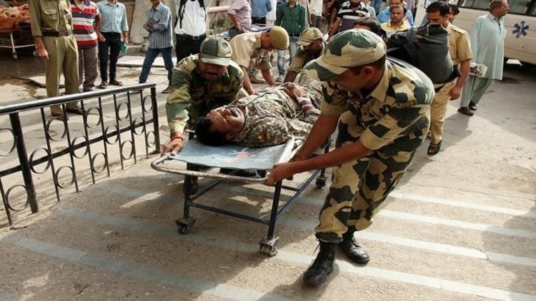 مقتل جنديين ومدني بهجوم مسلح في كشمير