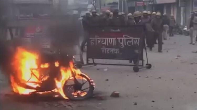 مقتل 10 مدنيين في أعمال عنف شمالي الهند