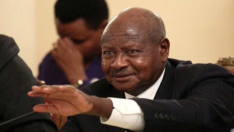 أوغندا.. موسيفيني يفوز في الانتخابات الرئاسية