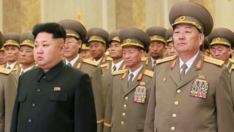 الزعيم الكوري الشمالي يعين رئيسا جديدا للأركان بعد إعدام السابق