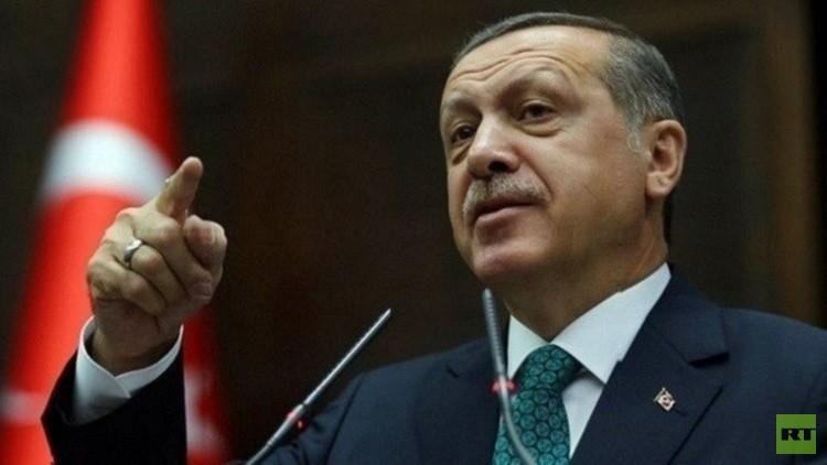 أردوغان: لتركيا الحق في خوض عمليات عسكرية خارج أراضيها