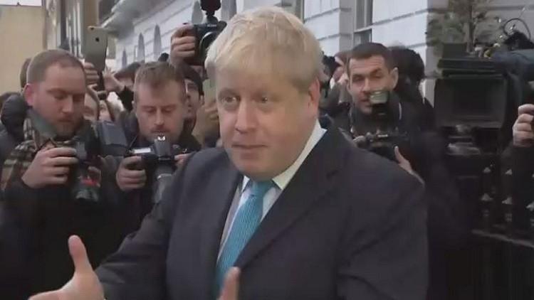 رئيس بلدية لندن يدعم خروج بريطانيا من الاتحاد الأوروبي
