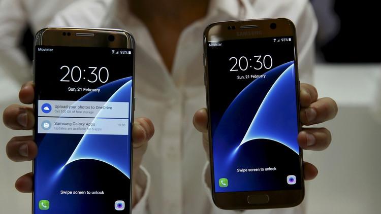 سامسونغ تطلق رسميا هاتفيها الجديدين S7 و S7 إيدج (فيديو)