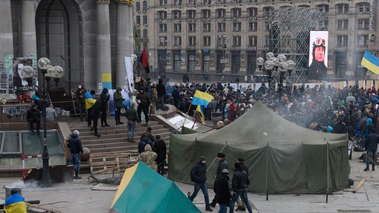 بعد يوم الاشتباكات.. الهدوء يعود تدريجيا إلى كييف والمخاوف من التصعيد تبقى قائمة
