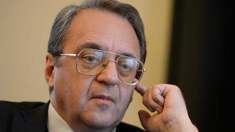 اتفاق روسي-إيراني على مواصلة تبادل الزيارات لبحث التسوية السورية