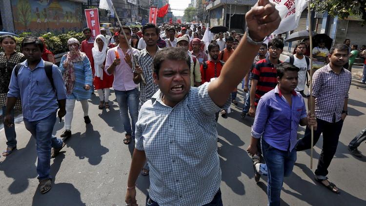 19 قتيلا وعشرات الجرحى في مواجهة دامية في الهند