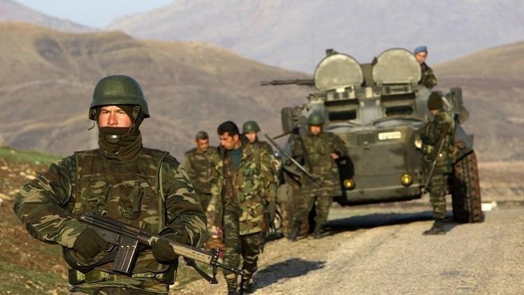 أنقرة: مقتل 14 عنصرا من العمال الكردستاني