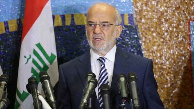 الجعفري يطالب بدعم إضافي للعراق في حربه ضد داعش