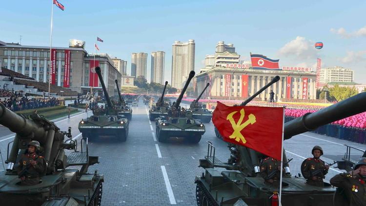 كوريا الشمالية تهدد بضرب القوات الأمريكية في آسيا والمحيط الهادئ