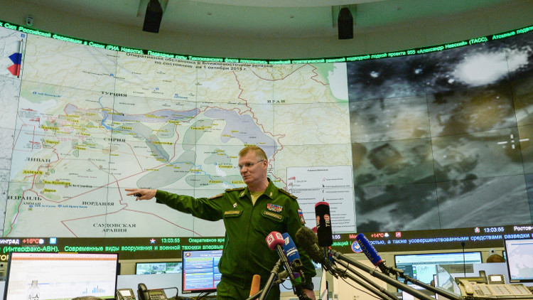 الدفاع الروسية: تم إنشاء مركز للتنسيق في قاعدة حميميم لمراقبة وقف إطلاق النار في سوريا