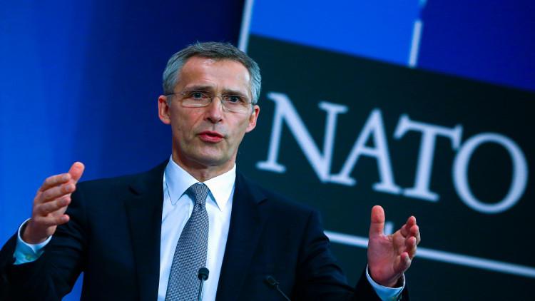الناتو: لا نريد حربا باردة جديدة مع روسيا