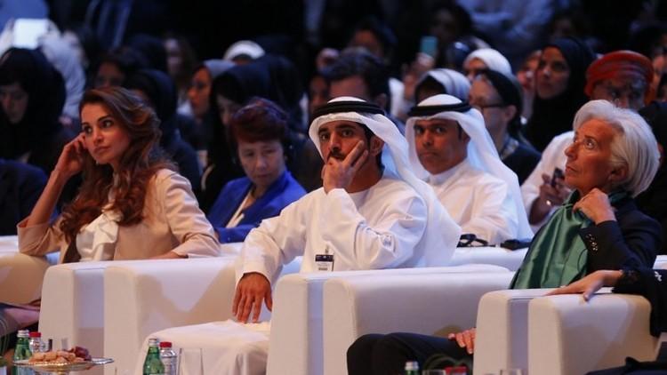 انطلاق منتدى المرأة العالمي في دبي