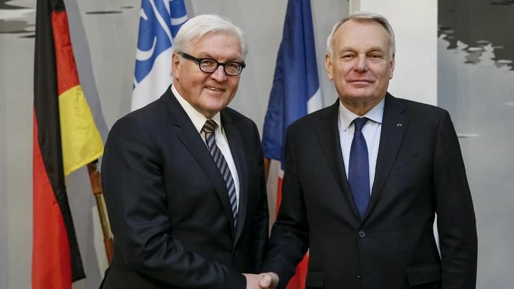 فرنسا وألمانيا تحثان أوكرانيا على مكافحة الفساد وتنفيذ اتفاقات مينسك
