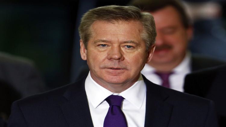 موسكو: نعمل مع واشنطن على صياغة مشروع قرار لوقف النار في سوريا